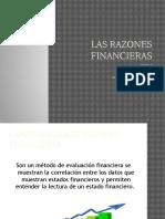 Las Razones Financieras
