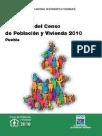 Censo de Población Puebla