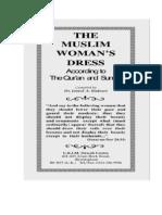 Muslim Woman's Dress