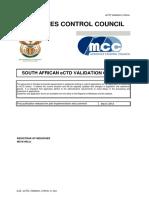 ECTD Validation Criteria v1