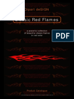 Red FlamesCatalogue