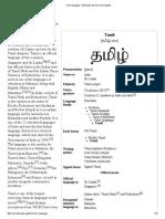 Tamil'