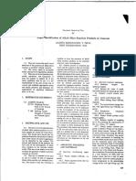 T 299-93 Rapid Identification of Alkai Silica Reaction Prod