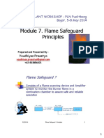 Module 7 - Flame Safeguard Principles