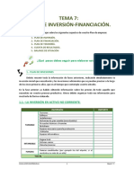 SIEMP Tema 7 Inversion Financiacion