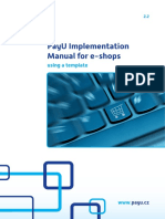 Payu Implementation Manual Template En