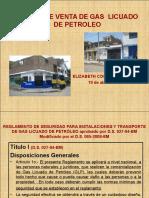 Locales de Venta de Gas Licuado de Petroleo