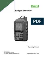 Solaris Operational Manual Quick
