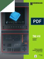 2- Programación Texto Claro TNC-410