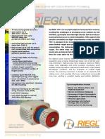 DataSheet_VUX-1_2014-09-18_PRELIMINARY