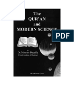 Quran and Modern Science