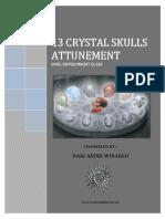 13 Crystal Skulls
