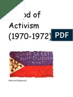 Period of Activism 2