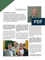 Tim Severin – A de-Tribalised Academician