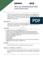 HTML Desde Cero