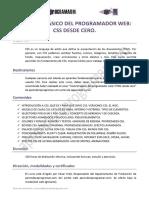 CSS Desde Cero