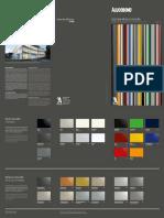 ALUCOBOND Solid and Metallic Colours en-De