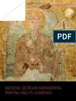 Medieval Georgian Monumental Painting and Its Guardians