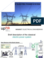 basics of Electric Power Systems