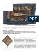 Georgian Embroidery and Textiles Collection