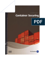 Container Securing Guide