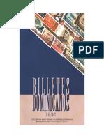 Billetes Dominicanos 1947-2002