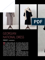 Georgian National Dress