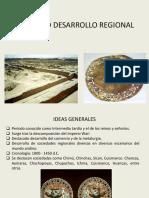 Segundo Desarrollo Regional