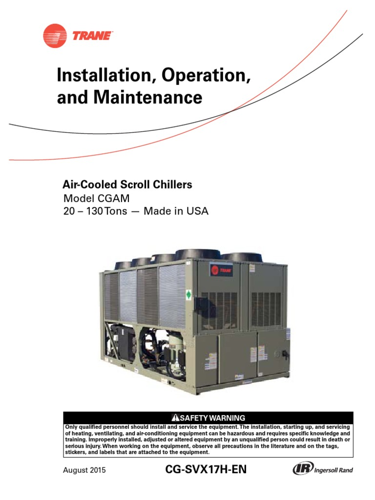 1509767471 trane cgam wiring diagram trane cgaf chiller manual \u2022 wiring  at n-0.co