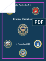Joint Publication 3-63 Detainee Operations (2014)