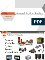 01. Autonics General Product Review