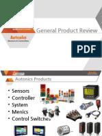 01. Autonics General Product Review