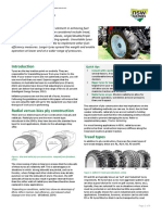 Efficient Farm Vehicles Tractor Tyre Selection