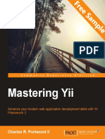 Mastering Yii - Sample Chapter