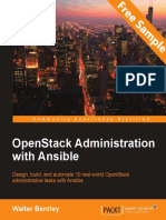 OpenStack Administration with Ansible - Sample Chapter