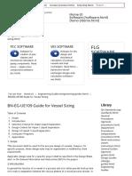 BN-EG-UE109 Guide for Vessel Sizing