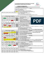 Calendario Academico 2015-2