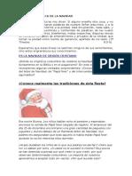Programa ES La Verdad Acerce de La Navidad