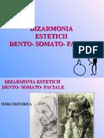 DIZARMONIA ESTETICII