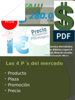 Expo Mercadeo El PRECIO.