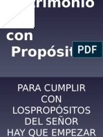 MATRIMONIOS CON PROPÓSITOS.pptx