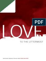 Love to the Uttermost En