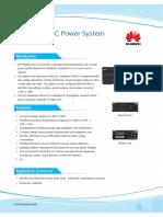 ETP48200-C4A1 Power System Brochure