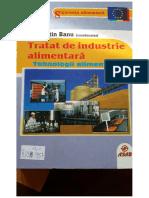 Tratat de Industrie Alimentara Constantin Banu
