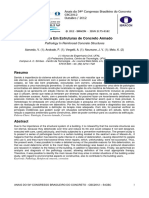 Patologia Em Estruturas de Concreto Armado