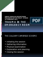 29. Emergency Room Trauma