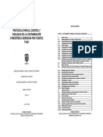 Colombia - Draft Protocol p1-56