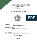 ESFERA CELESTE.doc
