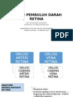 Penyakit Pembuluh Darah Retina