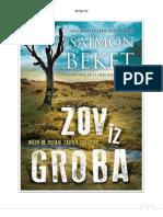 Simon Beckett - Zov Iz Groba